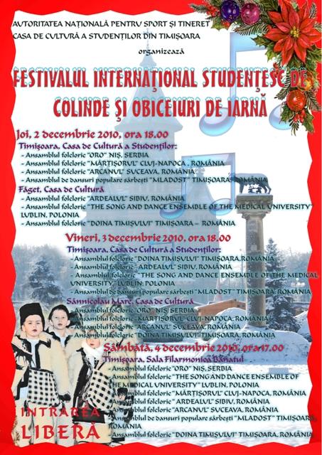 Evenimente – Ansamblul Folcloric Studentesc Martisorul